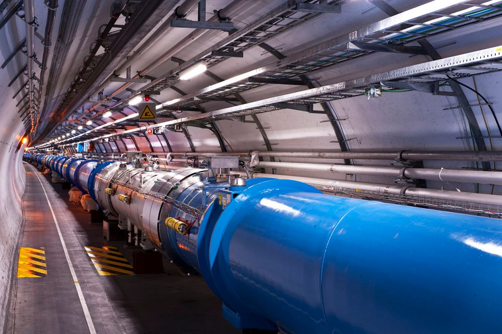 Large Hadron Collider gets new upgrade