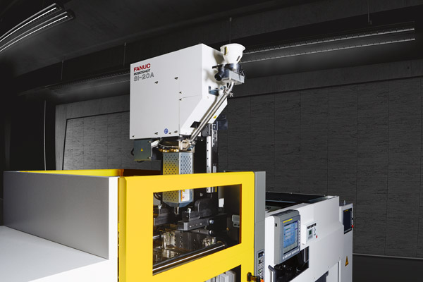 Milacron launches new RoboShot SI-20A injection molding unit