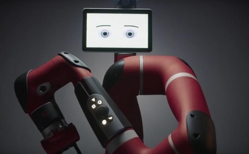 Tennplasco invests in Rethink Robotics' Sawyer Robot and sees return in under four months