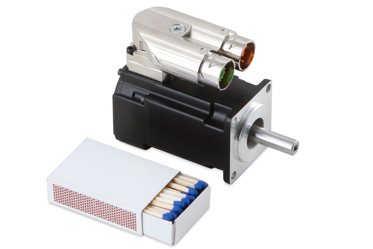 Kollmorgen expands its akm servo motor series for 24 volt servo motor