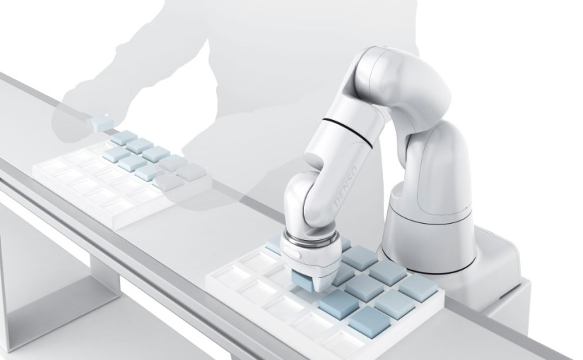 Denso unveils collaborative robot prototype it calls 'Cobotta'