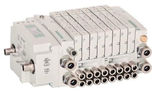 emerson IO-Link valve