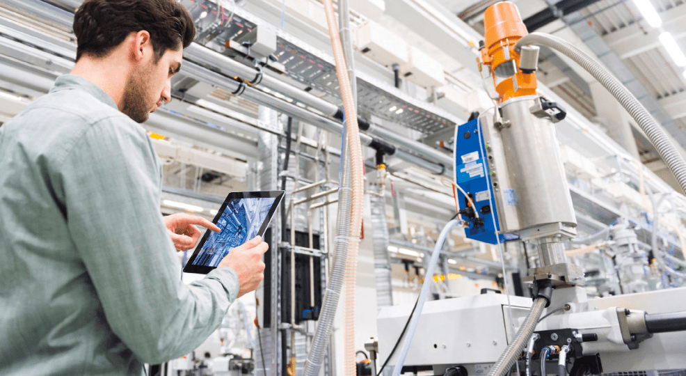 SAP and Kuka partner to design the 'factory of the future'