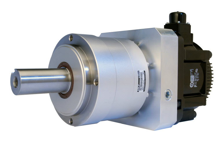 Yaskawa introduces gear motor capabilities for its full Sigma-7 servo line