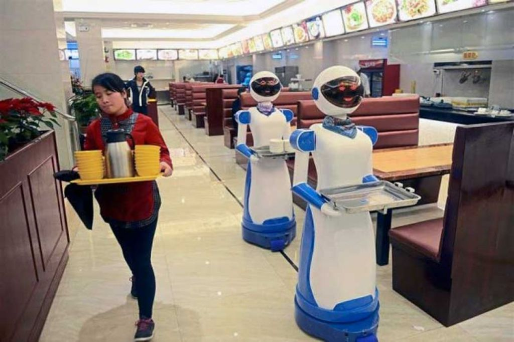 Chinese government's plan to grow robotics and automation industry seems to be working
