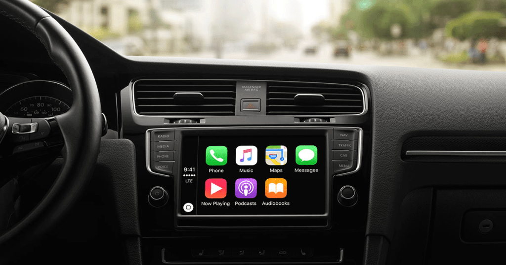 Apple patents sensor to enable cars to communicate with each other