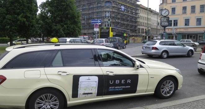 itf uber car
