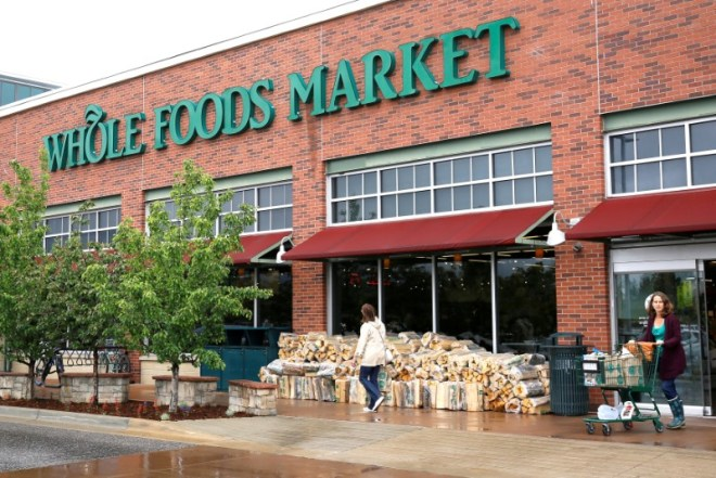 The Whole Foods Market in Boulder, Colorado, US. Reuters / Rick Wilking