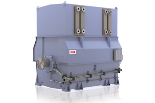 ABB claims world record in energy efficiency for its synchronous motor