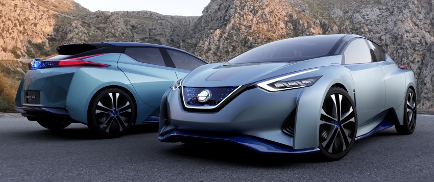 Nissan aims to sell 1 million electrified vehicles a year by 2022