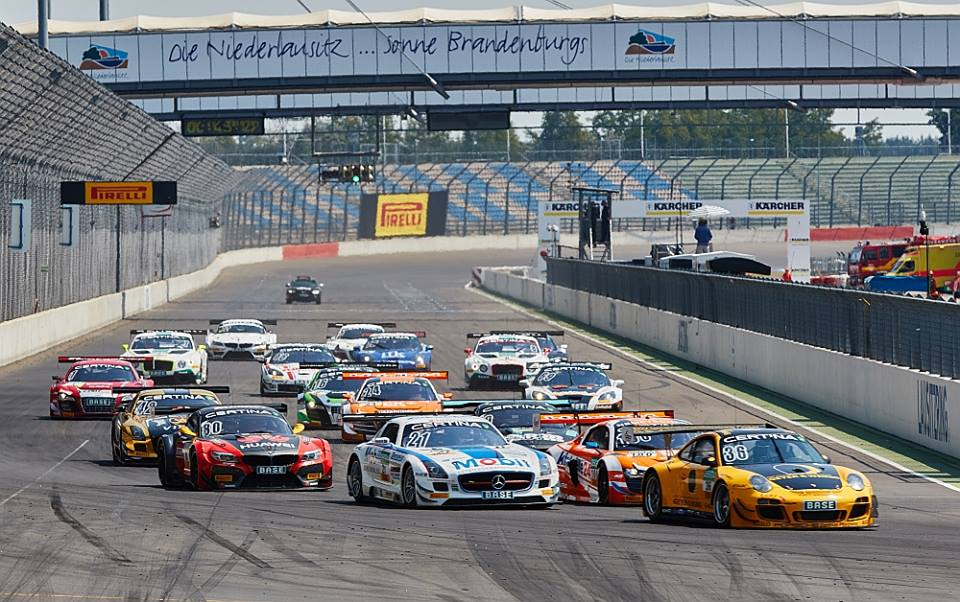 lausitzring track