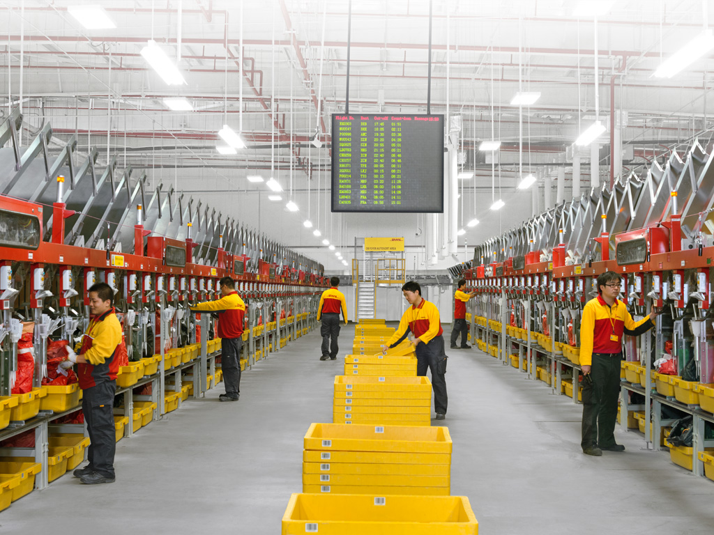The route to fulfilment: Exclusive interview with DHL robotics boss