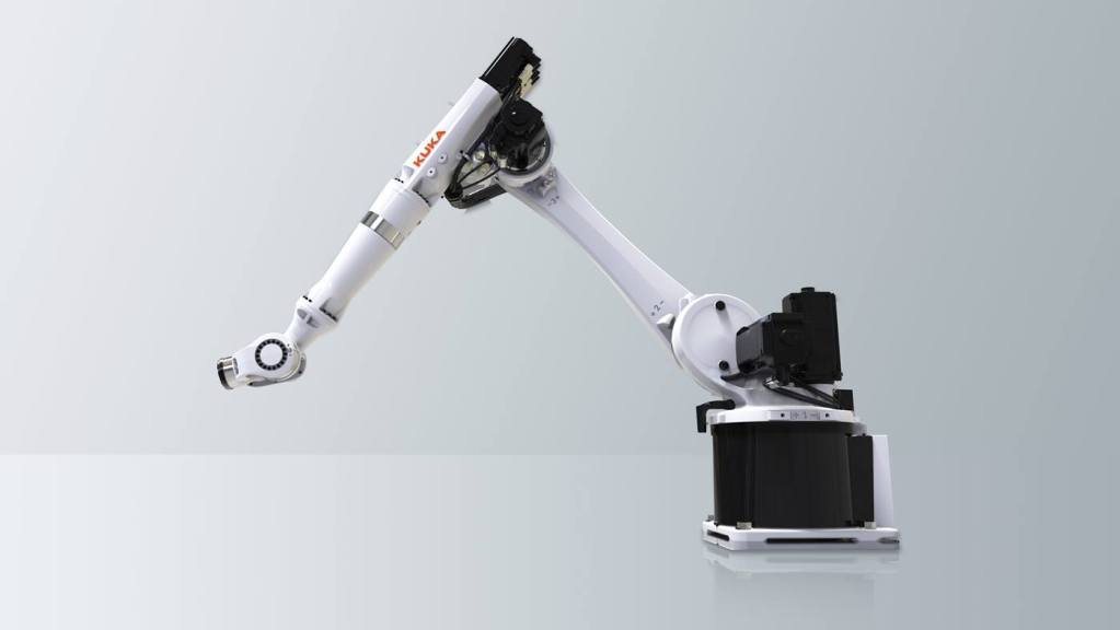 Kuka wins prestigious Red Dot design award for industrial robot