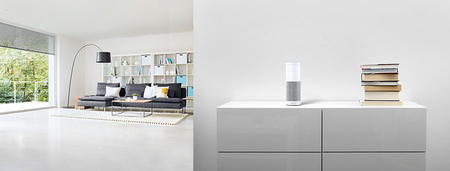 ABB integrates Amazon and Sonos technology into its smart home products