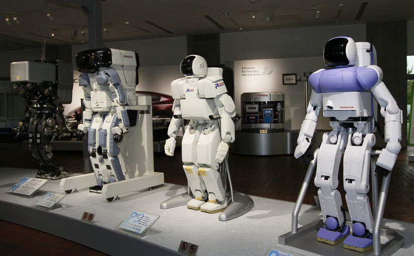 Defining a robot is more complex now, as market grows and diversifies