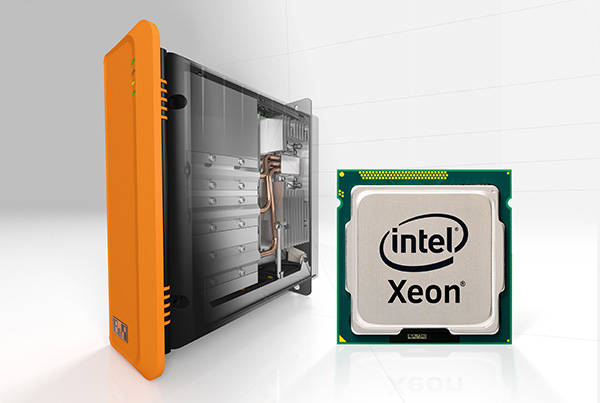 bandr APC910 plus Intel Xeon small