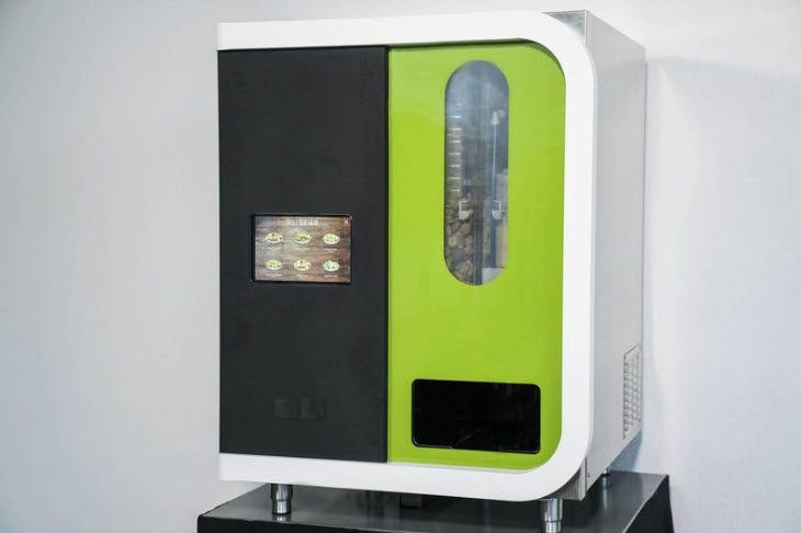 Chowbotics prepares to unleash salad-making robot on the world, while RotiMatic rolls its way to making 6 million rotis