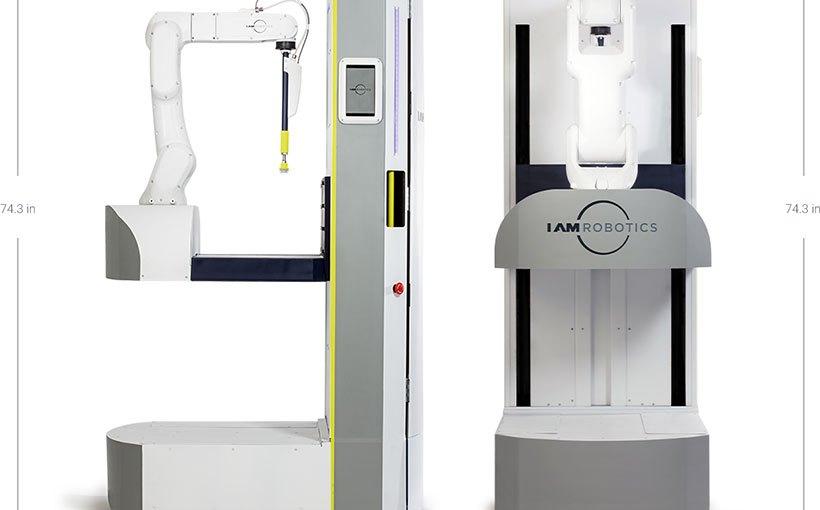 IAM Robotics awarded patent for warehouse robot