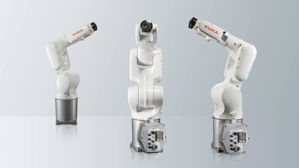 Kuka to replace entire Agilus range of small robots