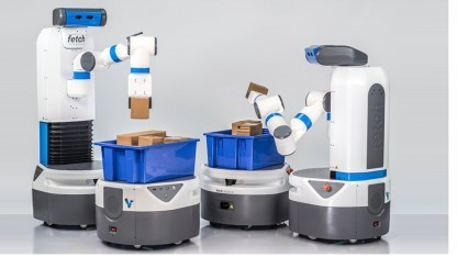 Taiwan to develop 'affordable' industrial robots for factories and warehouses