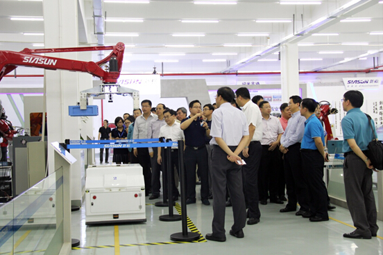 Siasun becomes first Chinese company to join leading US robotics association