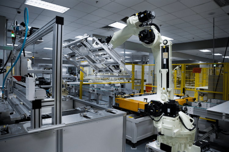 Automated Assembly Line : Chinese manufacturer claims 'first fully automated