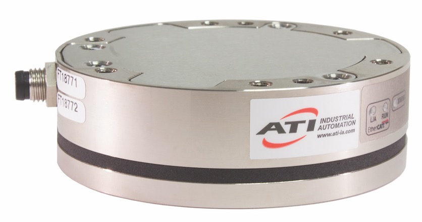 Nasa supplier ATI develops new low-cost force-torque sensor