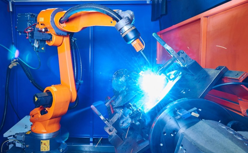 Cloos and Baumüller find increased efficiency in automated welding technology