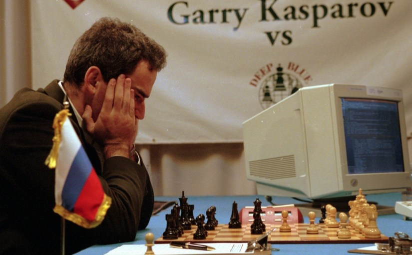 Range against the machine: Exclusive interview with Garry Kasparov