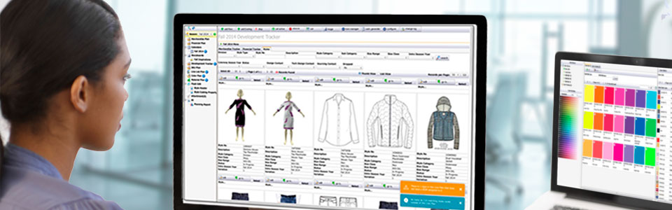 Gerber's YuniquePLM claims to be the fashion industry's 'number-one' product lifecycle management platform