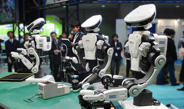 Japanese companies prepare to bring forward new generation of humanoid collaborative robots capable of a variety of industrial work