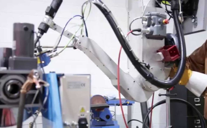 Novarc Technologies to showcase 'world's first collaborative welding robot' at FabTech
