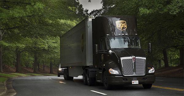 UPS using automation to move more parcels with same number of people, says boss