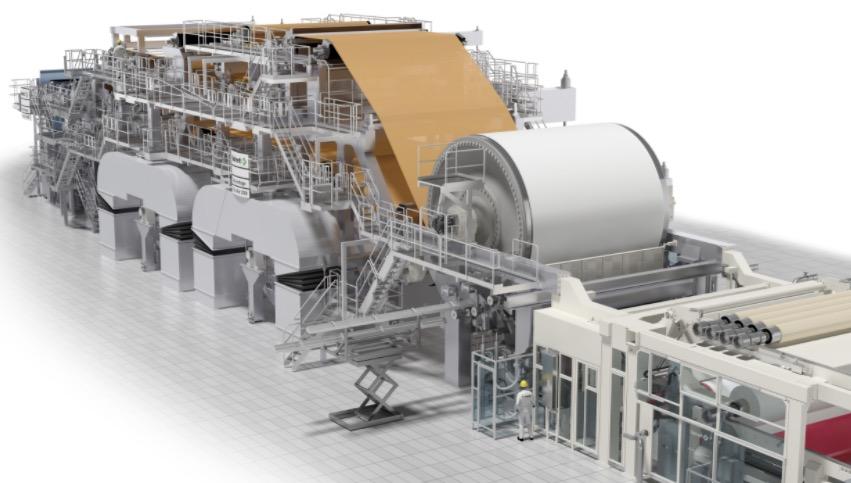 valmet machine design