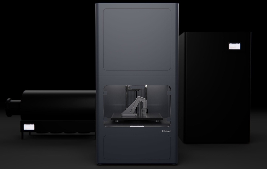 MarkForged raises $30 million in new funding from Siemens and Porsche for 3D printing system