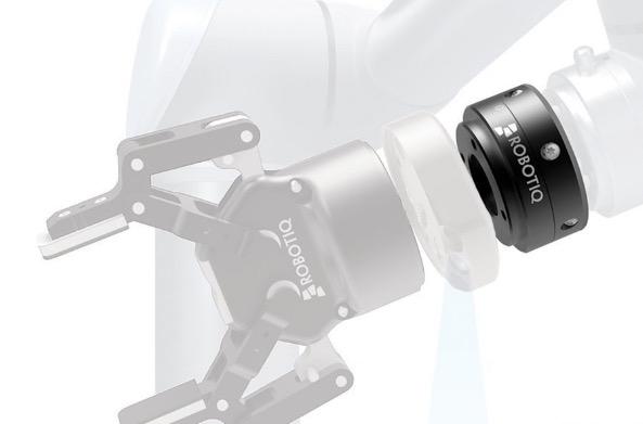 Robotiq launches '10 times more sensitive' force torque sensor