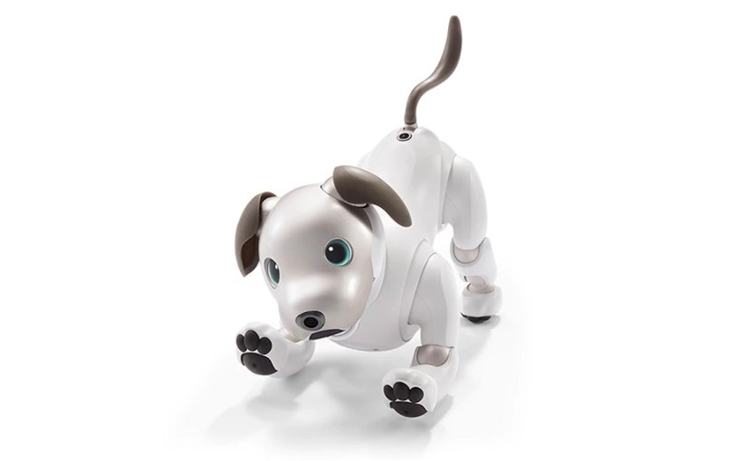 Sony's Aibo robot dog is back from wherever it's been for the past 12 years –but is it the same dog?