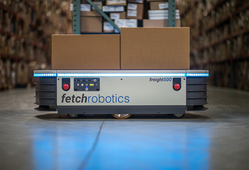 Fetch Robotics raises $25 million in investment round led by Sway Ventures