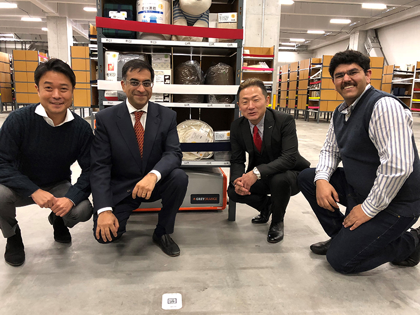 GreyOrange launches new AI for logistics robots and warehouse automation