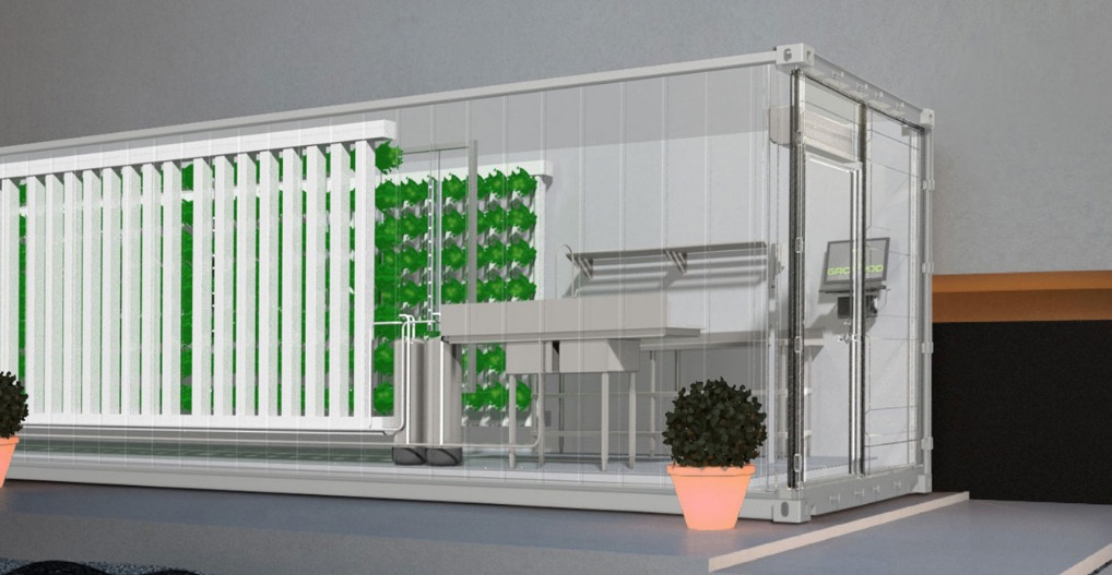 AR Systems develops new automation and control systems for indoor agriculture industry