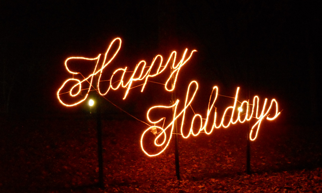 Happy Holidays from Robotics and Automation News