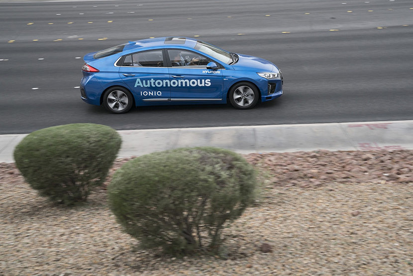 Hyundai partners with Aurora to develop autonomous vehicles