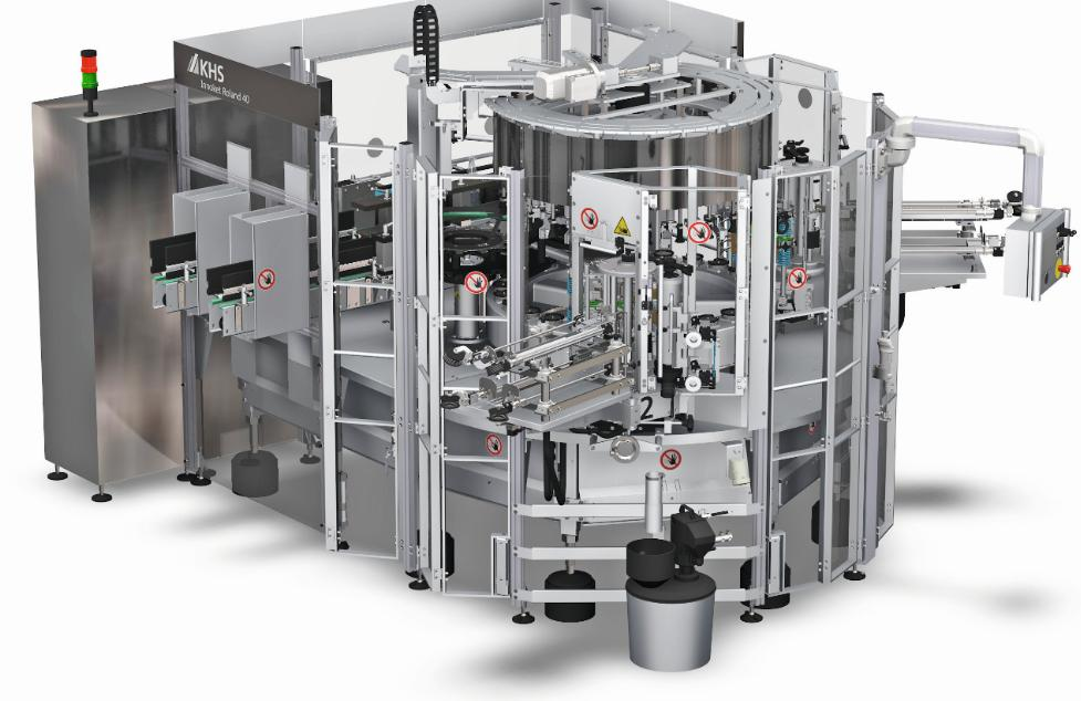 KHS launches new labeling machine for food industry
