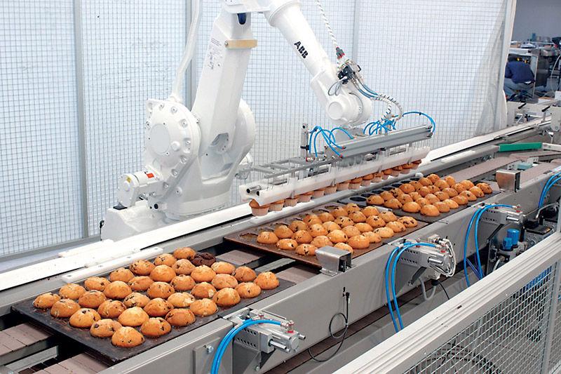 abb robot food