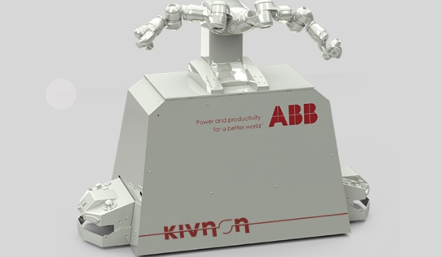 Automated guided vehicles: Exclusive interview with Kivnon commercial director