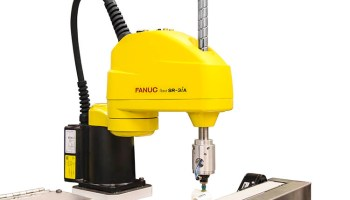 Fanuc marks production of 500,000th industrial robot