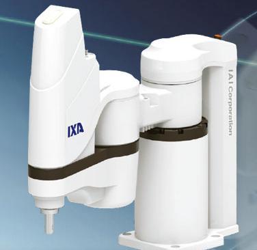 New Scara robot from IAI