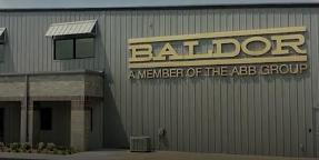 Baldor Electric Company rebranding under ABB