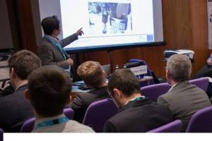 Kuka showcases innovative medical project at the 2018 European Robotics Forum