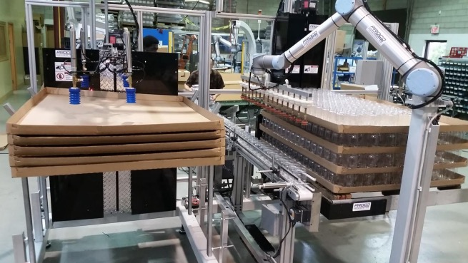Proco unveils new collaborative robotic system for packaging industry